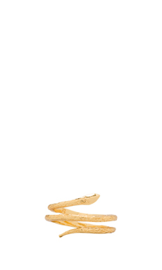 gorjana Boa Ring in Gold