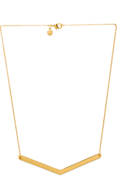 gorjana Mila Necklace in Gold
