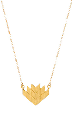 gorjana Lima Necklace in Gold