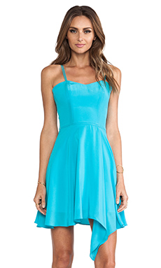 Hunter Bell Roxy Dress in Teal