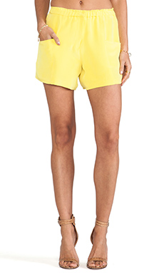 Hunter Bell Blake Short in Yellow