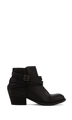 H by Hudson Horrigan Bootie in Noir