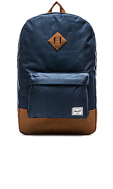Herschel Supply Co. Heritage Backpack in Navy