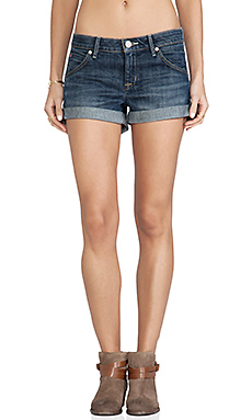 Hudson Jeans Hampton Cuffed Short in Hackney