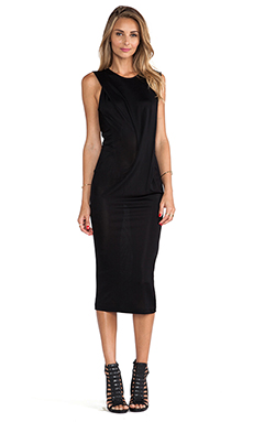IRO Mitya Dress in Black