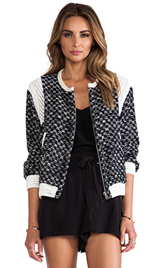 IRO Alisa Jacket in Black