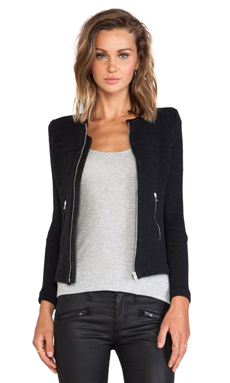 IRO Clever Jacket in Dark Grey