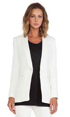 IRO Abril Blazer in Ecru