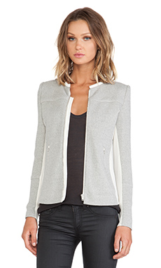 IRO Clever Jacket in Stone Grey