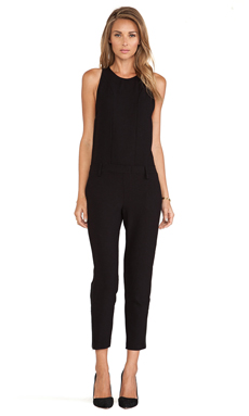 IRO Cherley Jumpsuit in Black
