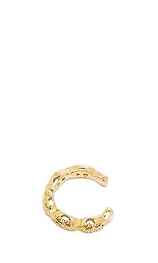 Jacquie Aiche Marquise Ear Band in Gold
