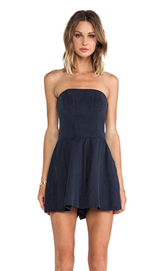 JAGGAR Thunder Romper in Navy