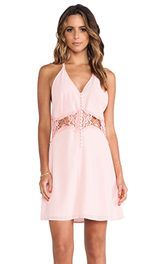 JARLO Siobhan Mini Dress in Pink