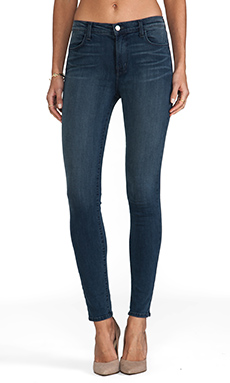 J Brand Maria High Waist Skinny in Utopia