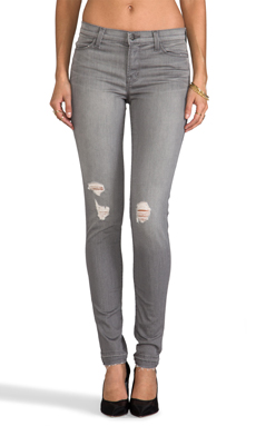 J Brand Super Skinny in Cliche