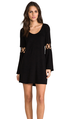 James & Joy Dixie Dress in Black