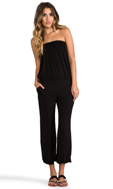 James & Joy Claudia Jumpsuit in Black