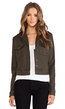 Joe's Jeans 1975 Military Jacket in Cadence