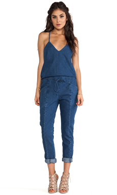 Joe's Jeans Spaghetti Jumper in Letty