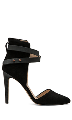 Joe's Jeans Laney Heel in Black