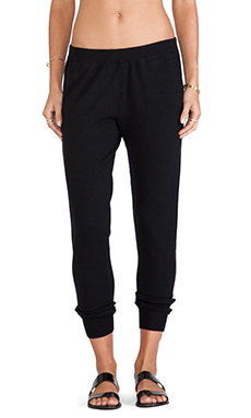 Joie Inigo Pants in Caviar