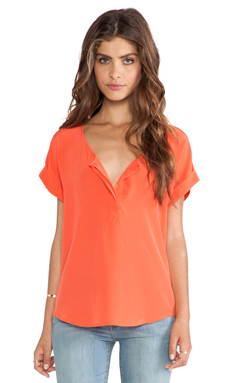 Joie Narnie Tee in Spicy Orange