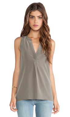 Joie Aruna Tank in Fatigue