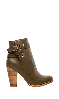 Joie Easton Bootie in Khaki