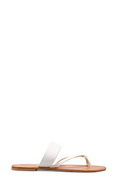 Joie La Celle Sandal in White