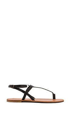 Joie Toulon Sandal in Black