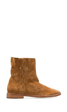 Joie Pinyon Boot in Cognac