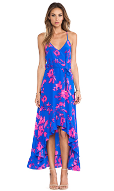 Karina Grimaldi X REVOLVE Romantic Maxi Dress in Ultramarine Flower