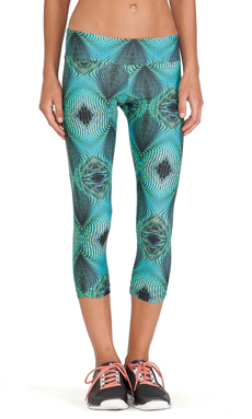LEGGINGS CAPRI SYNERGY