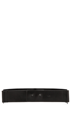 keepsake Wallflower Belt in Black