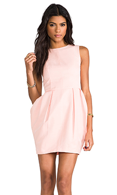 keepsake Star Eyes Dress in Blush