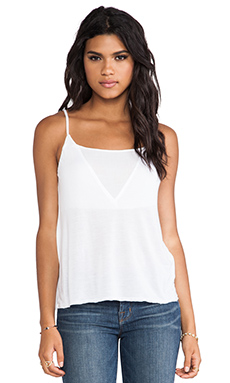 TRIANGLE CAMI TANK