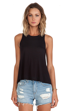 Lanston Swing Tank in Black