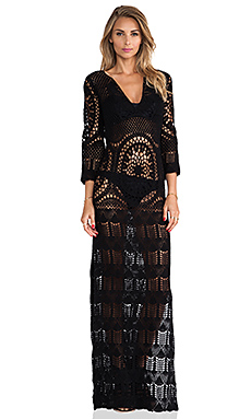 ROBE MAXI LONDON FICTION