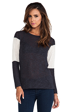 LnA Jacinto Sweater in Charcoal