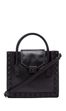 Loeffler Randall Jr. Work Tote in Black