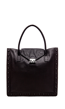 Loeffler Randall Work Tote in Black