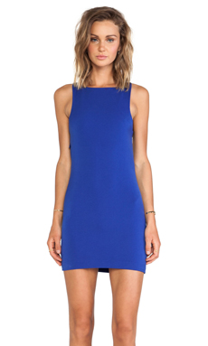 Lovers + Friends Martini Dress en Royal Blue