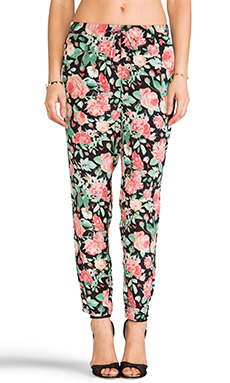 Lovers + Friends Bright Eyes Pants in Autumn Rose