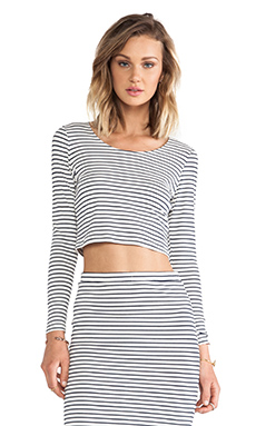 SAY IT ISN'T SO CROP TOP