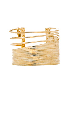 Lucky Star Dakota Cuff in Gold