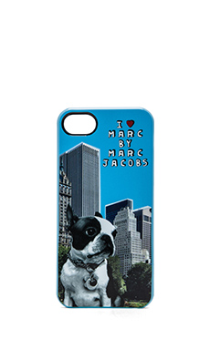 Marc by Marc Jacobs Jet Set Pets Olive iPhone 5 Case in Fluoro Ice Multi