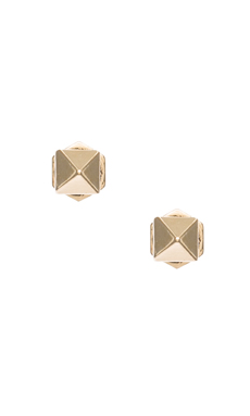 Marc by Marc Jacobs Tiny Studs in Oro