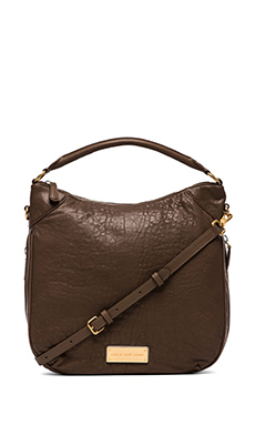 Marc by Marc Jacobs Washed Up Billy in Brown Earth