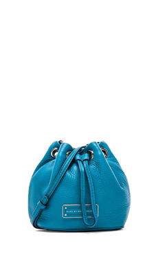 Marc by Marc Jacobs Too Hot to Handle Mini Drawstring in Turkish Tile