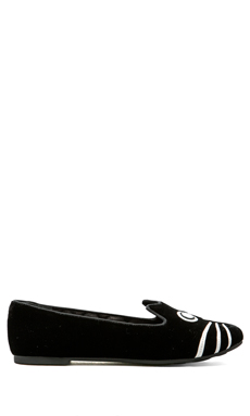 Marc by Marc Jacobs Friends of Mine Rue Loafer in Black/White/Black/Black
